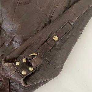 BCBGMaxAzria Bags - BCBG MaxAzria leather purse